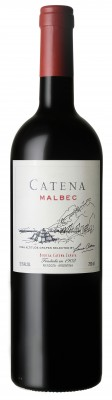 Catena Malbec wine