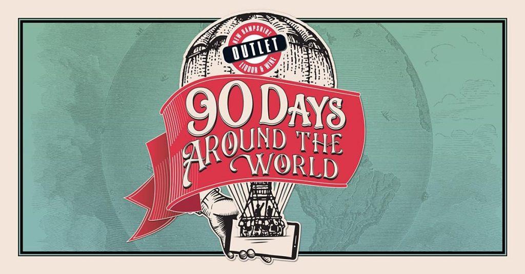 90 Days Around the World