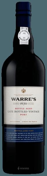Warre's Port Late Bottled Vintage Port wine
