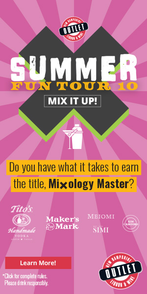 Summer Fun Tour 10 - Compete to earn the title of Mixology Master