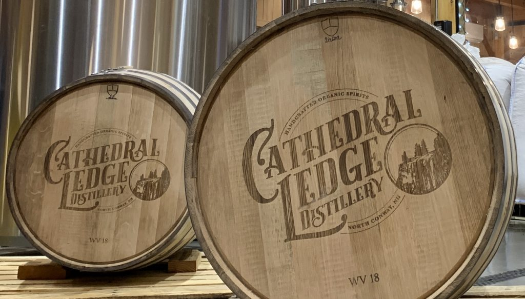 Cathedral Ledge Distillery Lakes Region