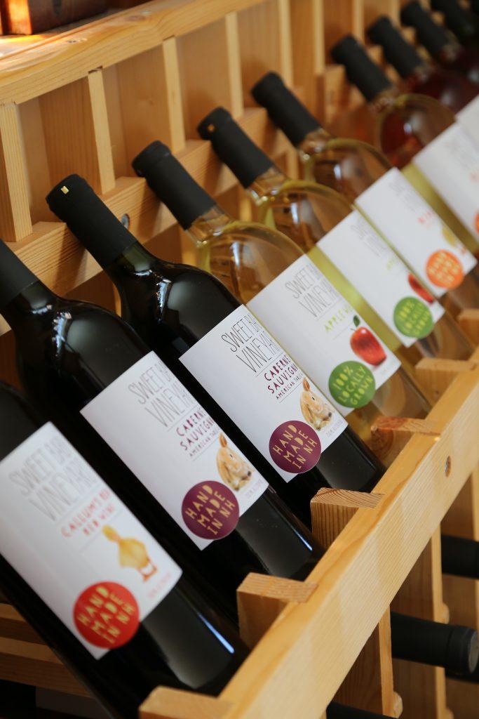 Sweet Baby Vineyard Seacoast Wineries
