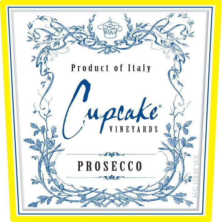 Cupcake Vineyards Prosecco wine