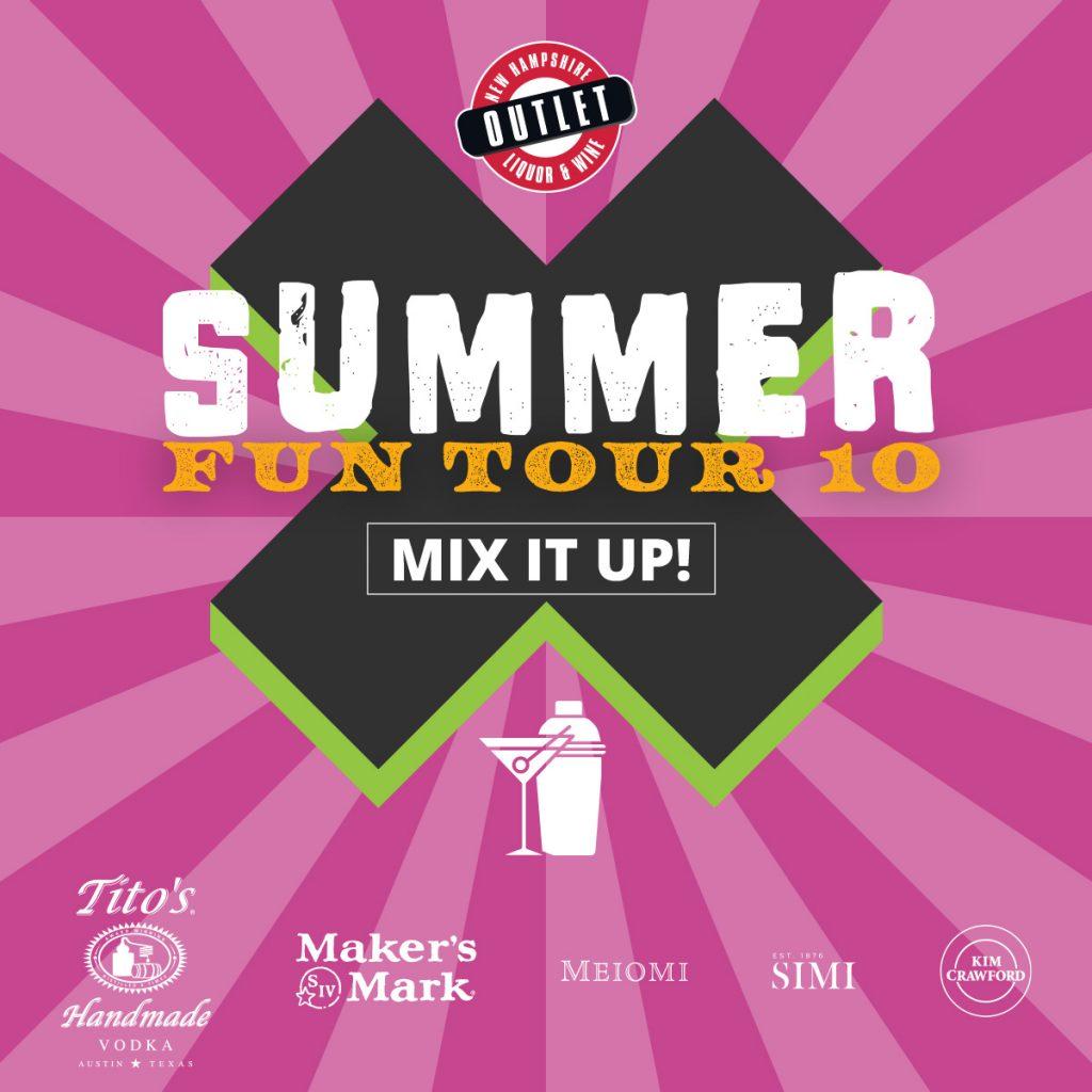 Summer Fun Tour 10
